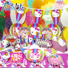 78pcs birthday decoration set birthday hello theme