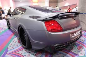 matte bentley veilside matte grey bentley continental gt 6 madwhips