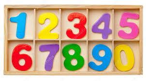 numbers box isolated u2014 stock photo maddrat 26866177