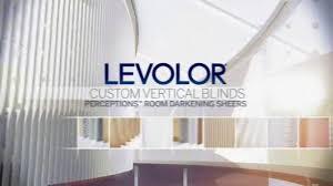 Levolor Vertical Blinds Installation Instructions Levolor Vertical Blinds Levolor Jcpenney Com