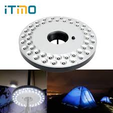 Camping Patio Lights by Online Get Cheap Patio Umbrella Led Lights Aliexpress Com