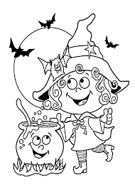 coloring pages that say happy halloween www bloomscenter com
