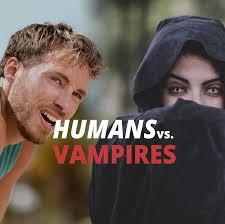 humans vs vampires halloween run challenge virtual event