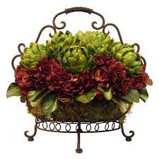Silk Flower Arrangements For Dining Room Table Best 25 Hydrangea Arrangements Ideas On Pinterest Hydrangea