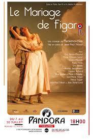 le mariage de figaro beaumarchais le mariage de figaro pandora théâtre
