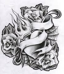 three roses design designs