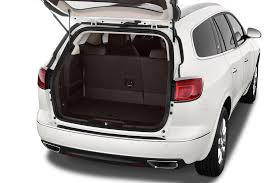jeep compass 2017 trunk 2017 buick enclave reviews and rating motor trend