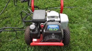 troy bilt power washer honda gcv160 5 0hp engine cold start