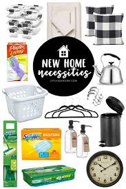 Home Necessities   new home necessities checklist printable resource live laugh rowe
