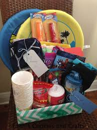 25 unique vacation gift basket ideas on road trip