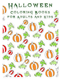 happies halloween coloring books adults kids