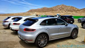 First Drive 2015 Porsche Macan S And Macan Turbo Slashgear