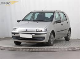 fiat punto 2002 prodej fiat punto 1 2 60 hatchback rok 2002 inzerát č 425933