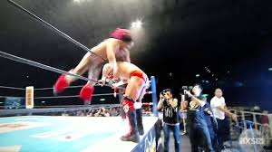 sunset flip powerbomb to the outside youtube