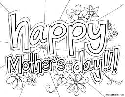 Mothers Day Coloring Pages 33 Pictures Cards And Cakes Print Day Printable Coloring Pages
