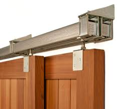 Modern Sliding Barn Door Hardware by Door Hinges Robroy Fm Brushed Slight Stainless Steel Modern