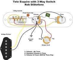 esquire wiring diagram humbucker diagram wiring diagrams for diy