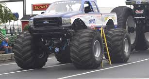 first bigfoot monster truck jim kramer bigfoot driver super summit 2016 youtube