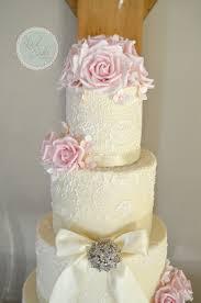 wedding cake lace pink ivory lace wedding cake lace wedding cakes wedding