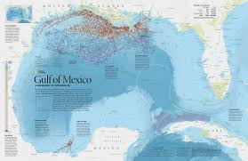 map of the gulf of mexico gulf of mexico a geography of offshore national geographic