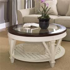 round painted coffee table coffee table design ideas