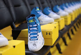 could stephen curry armour possibly outsell lebron