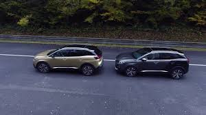peugeot 2006 suv suv peugeot 3008 active safety brake and distance alert youtube