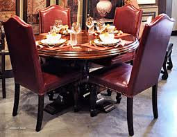 Red Dining Room Chair Red Leather Dining Room Chairs Tuscany Dining Room Pinterest