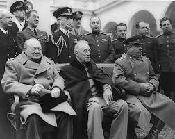 War Cabinet Ww2 Operation Unthinkable Churchill U0027s Plan To Start World War Iii