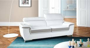 fabricant canapé fabricant francais de canape canapac 3 places kili fixe l 206 x h