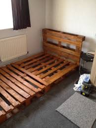 build bunk beds out of pallets home design ideas how to make bunk beds out of pallets