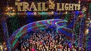 when do the zoo lights end 7 best places to see christmas lights in the usa kxly