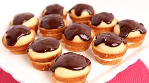 Food Network The Kitchen Recipe Boston Cream Cupcakes Recipe Laura Vitale Laura In The Kitchen