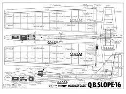 free rc plans qb slope 16 plan free download outerzone