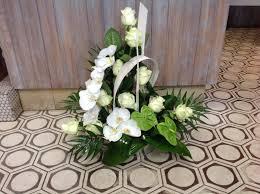 Vase Pour Composition Florale Mariage Prestations Fleuriste à Le Havre Aux Fleurs De