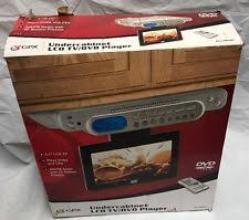 Under The Cabinet Tv Dvd Combo by Lcd Tv With Dvd Player Ebay