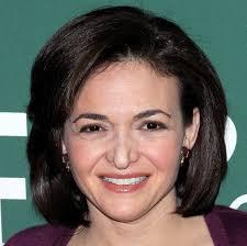 sheryl sandberg business leader biography com