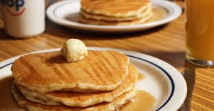 Get Free Pancakes At Participating National Pancake Day Get A Free Stack Of Pancakes At Ihop Today