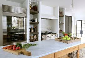 marble topped kitchen island kitchen alcoves eclectic kitchen summer thornton design