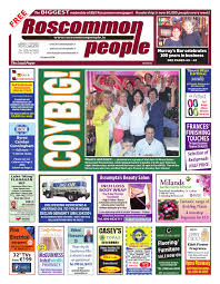 2017 06 23 by roscommon people issuu