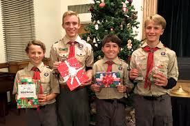 boy scouts want to wrap your gifts myburbank com
