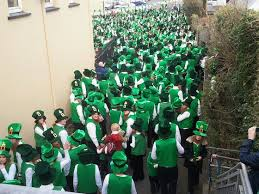 glenties to host the first st paddy u0027s day parade in ireland u2013 at