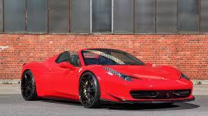 Ferrari 458 Body Kit - mec design introduces a new styling program for the ferrari 458