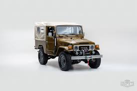This Custom Built by Check Out This Custom Restored Toyota Fj43 Land Cruiser Built