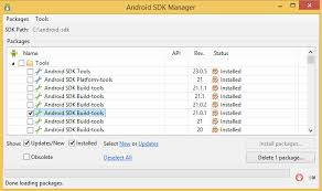 android build tools android build tools 21 0 1 aapt exe exited with code