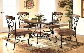 ashley furniture table and chairs ashley furniture round dining table dining room alluring dining room