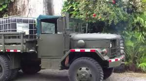 jeep kaiser 6x6 camion militar jeep 1966 youtube