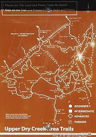 Sedona Map Cathedral Rock Trail Hiking Sedona Az