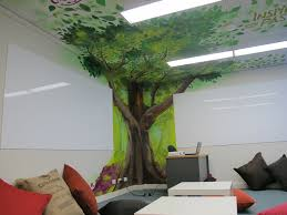 graffiti artists for hire office space mural
