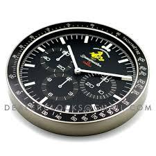 omega speedmaster wall clock u2013 dealer clocks